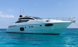 Pershing 62 for sale